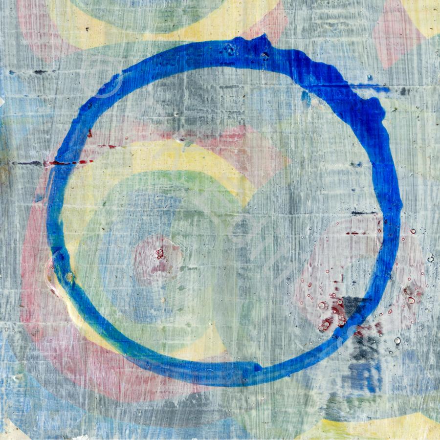 Kate Butler, <em>Blue Circle</em> <br/>Edition of 500